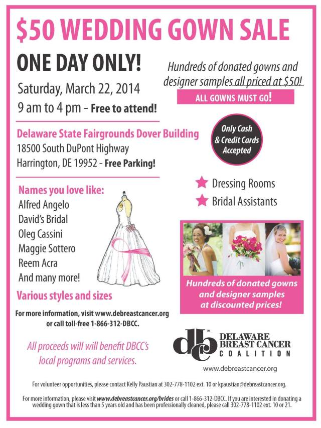bridal gown sale