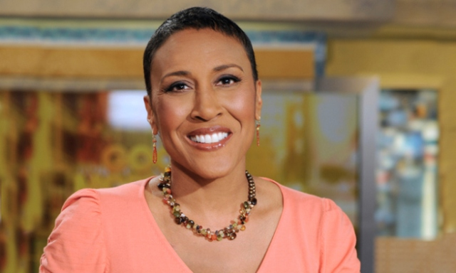 robin roberts breast cancer